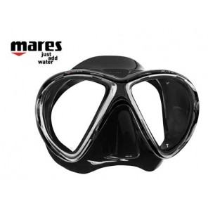 MASCHERA MARES SILICONE X-VU TRI-COMFORT