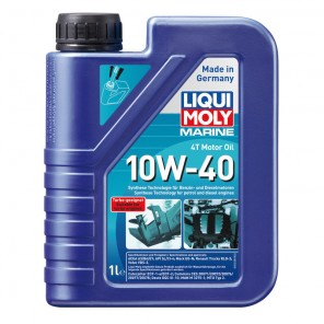 LIQUI MOLY olio Marine 10W-40 per fuoribordo 4 tempi
