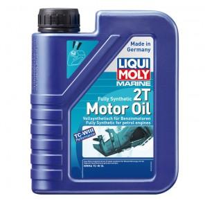 Olio miscela per fuoribordo 2 tempi nautica lubrificanti Liqui Moly