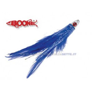 ARTIFICIALE TESTINA PIUMA BOONE FEATHER JIG