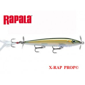 ARTIFICIALE RAPALA X-RAP PROP CENTIMETRI 11