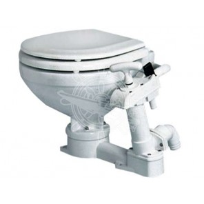 WC BARCA CON POMPA MANUALE