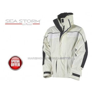 GIACCA CERATA SEA STORM NEW MATCH RACING TRASPIRANTE