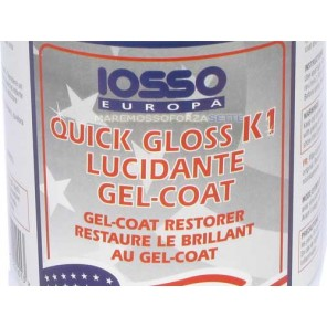 PULISCE E LUCIDA QUICK GLOSS K1 PER GEL-COAT 500ML