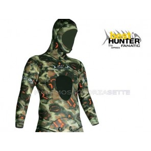 Muta Subacquea Best Hunter 3mm Mimetica Bifoderata