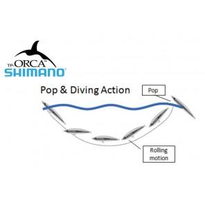 ARTIFICIALE SHIMANO ORCA