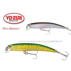 ARTIFICIALE TRAINA YO-ZURY PINS MINNOW
