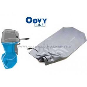 Copri piede per fuoribordo PVC impermeabile
