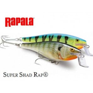 ARTIFICIALE RAPALA SUPER SHAD RAP 14cm