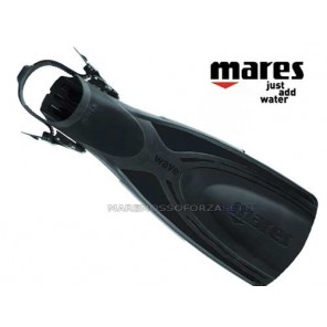 PINNE CON LACCIOLO MARES WAVE BLACK