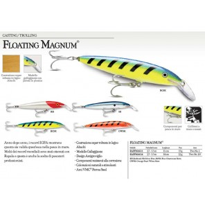 ARTIFICIALE RAPALA FLOATING MAGNUM