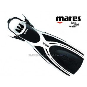 PINNE CON LACCIOLO MARES WAVE WHITE