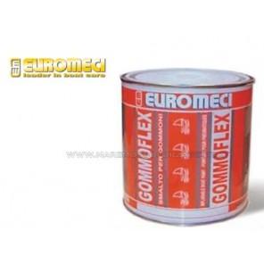 SMALTO ELASTICO PER GOMMONI EUROMECI GOMMOFLEX 0,75 LITRI