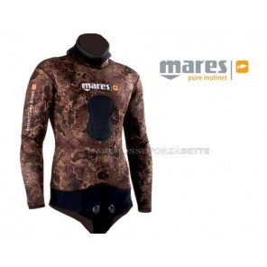 GIACCA MUTA SUB NEOPRENE 7 mm MARES INSTINCT BROWN