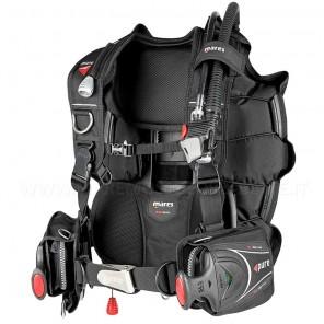 Jacket Mares Pure SLS Con Tasche Porta piombi Per Immersioni Bcd Vest