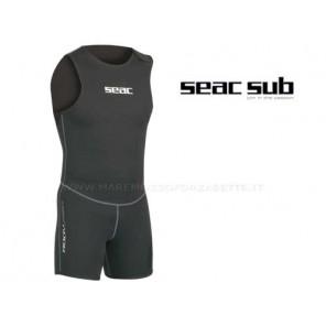 Sottomuta Neoprene 3mm Seac Body Man Con Pantalone
