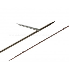 ASTA CON PINNE 6,5mm MARES HARDY 17-4PH PER FUCILE ELASTICO