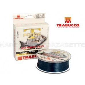 MONOFILO TRABUCCO T-FORCE SUPER ISO 500 METRI