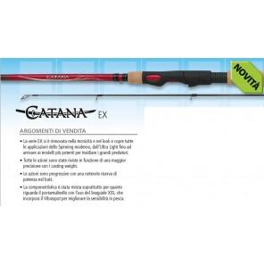 CANNA DA SPINNING SHIMANO CATANA EX