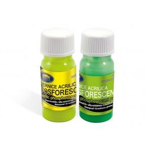 Flacone vernice fosforescente 10 ml