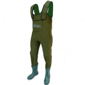 STIVALE WADERS SCAFANDRO IN NEOPRENE 4,5 MM LINEAEFFE