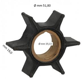 Girante Mercury Suzuki Ø 51,80 mm, 6 Pale 47-20268 -312
