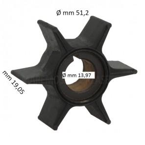 Girante Yamaha Ø 51,2 mm, 6 Pale 6L2-44352-00 -384