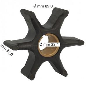 Girante Yamaha Ø 89,0 mm, 6 Pale 6E5-44352-00/01