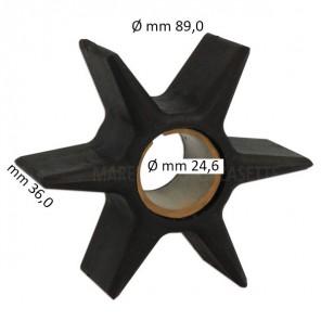 Girante Yamaha Ø 89,0 mm, 6 Pale 6AW-44352-00 -389N