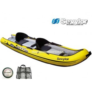 CANOA GONFIABILE SIT ON TOP SEVYLOR REEF 300 KAYAK