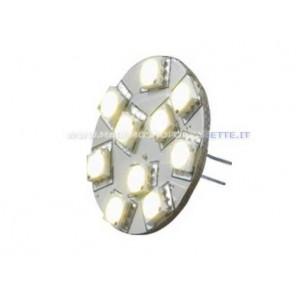 Lampadina led a disco per plafoniere tipo G4 200 lumen