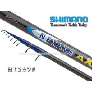 CANNA BARCA SHIMANO NEXAVE AX TE GT7 4,0Mt