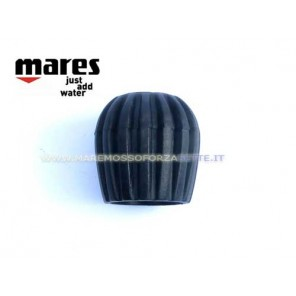 Manopola volantino in gomma per rubinetteria Mares