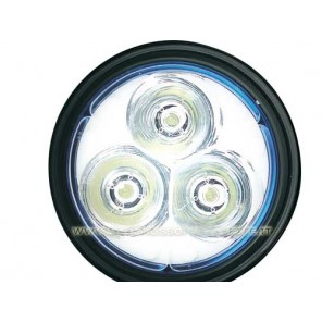 TORCIA A LED SEAC X-LED IN METALLO