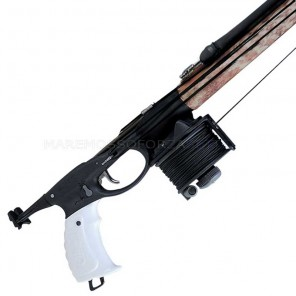 omer cayman fucile pesca mimetico