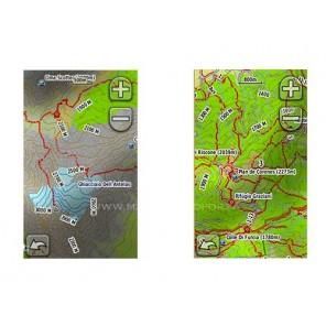 Cartografia Trekking Garmin Trekmap Italia Sd/Microsd