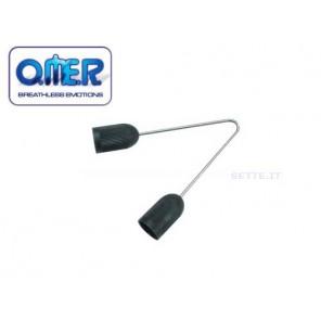 Ogiva Omersub Standar 16mm Per Arbalete