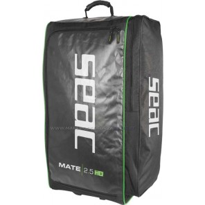 Seac Sub mate 2.5hd borsa con ruote per attrezzatura subacquea trolley bag