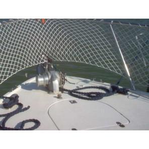 Rete di protezione per battagliola barca altezza 60cm