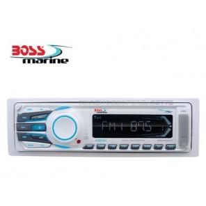 RADIO BARCA STEREO MARINIZZATO BOSS MARINE MR1306 CON TELECOMANDO