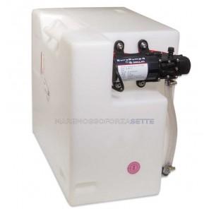 Serbatoio acqua 32 litri con autoclave