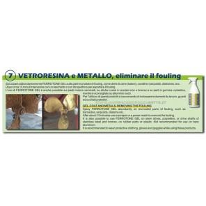 DISINCROSTANTE PER BARCA FERROTONE GEL 750 ML