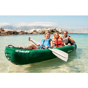 CANOA GONFIABILE SEVYLOR NEW ADVENTURE PLUS KAYAK KIT PLUS