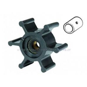 Girante per pompe Ø 51,3 mm 6 pale - cef 238