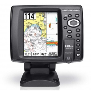 HUMMINBIRD 688cxi HD XD GPS CON ECOSCANDAGLIO ALTA PROFONDITA