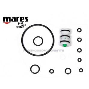 Pulsante scarico pneumatico per comandi air trim jacket Mares 47200760