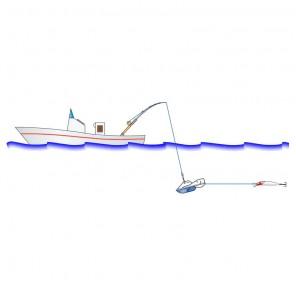 Affondatore idrodinamico Stonfo Pro-Diver1 lunghezza cm10