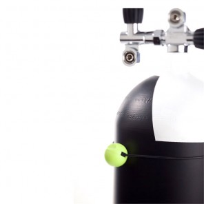 Avvisatore sonoro per bombola tank knocker
