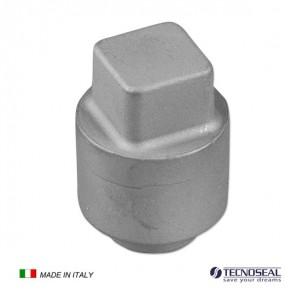 Anodo in zinco per Yamaha 80-300 hp dado interno 67F-11325-00