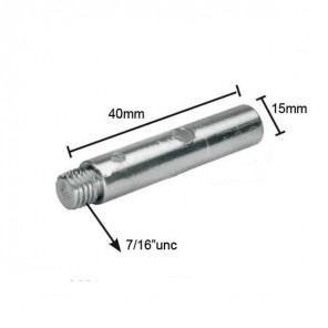 Anodo in zinco per motori Volvo Penta 832989